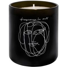 Maison Bereto Home Pavillon Art Collection Scented Candle ($66) ❤ liked on Polyvore featuring home, home decor, candles & candleholders, candles, other, glass candle, inspirational home decor, garden candles, fragrance candles and flower home decor