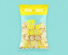 Água na Boca on Packaging of the World - Creative Package Design Gallery