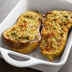 Recipes | Stuffed Butternut Squash | Sur La Table