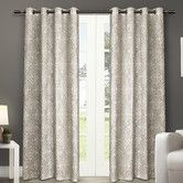 Found it at Wayfair - Sira Curtain Panel