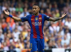 PSG have set an ultimatum for Barcelona to put their final offer in for Neymar. The Blaugrana have u. PSG have set an ultimatum for Barcelona to put their final offer in for Neymar. The Blaugrana have until today at noon to make their proposal. Fc Barcelona, Neymar Football, Neymar Jr, Fifa Qatar, Barcelona Training, Dani Alves, Baseball Star, Chantel Jeffries