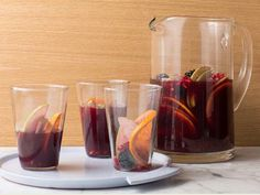 Red Wine Sangria by Bobby Flay