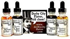 "Derby City Flavor: E-Liquid Review ""Ports of Call"" Series"