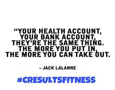 Seeing your bank account grow and becoming more successful feels great! The same goes for your health the better your health gets the better you feel. If you don't have your health then having all the money in the world doesn't do that much because you won't be able to enjoy it. Just like money to grow you have to invest into it. Invest in your own health and truly feel all the riches that come along with it. #cresultsfitness#boss#motivation…