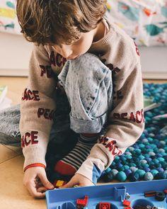 """Alessandra 👩👦🌈🌳 su Instagram: """"Qui in Nord Italia c'è un'emergenza Coronavirus e da oggi le scuole e tutte le attività ludico-sportive sono chiuse e sospese. Sarà una…"""" Nursery Design, Kids Rooms, Baby Kids, Hipster, Babies, Instagram, Fashion, Italia, Moda"""