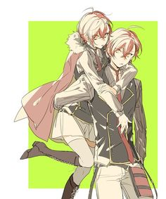 Bungou to Alchemist Der Alchemist, Bongou Stray Dogs, Pose Reference, Poses, Cartoon, Anime Boys, Siblings, Crossover, Art Work