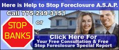 Get Help to #Stop #Foreclosure