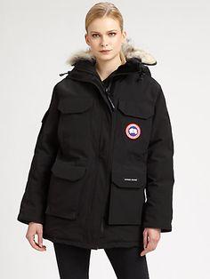 Canada Goose - Expedition Parka - Saks.com