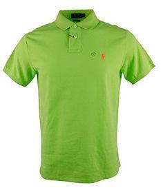 Polo Ralph Lauren Men's Short Sleeve Custom Fit Mesh Polo... https://www.amazon.com/dp/B012REBMBW/ref=cm_sw_r_pi_dp_HDdBxbAV6MY05