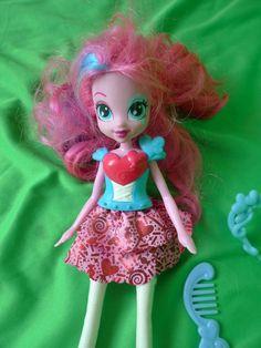 Hasbro EG My Little Pony Friendship Toys Dolls Equestria Girl Doll Pinkie Pie #Hasbro Princess Peach, Disney Princess, Pinkie Pie, My Little Pony Friendship, Doll Toys, Girl Dolls, Kids Toys, Games, Disney Characters