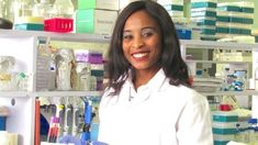 Caroline Pule, a doctoral candidate from Stellenbosch University (SU), has joined the frontline in the battle against Molecular Biology, Medical Research, Genetics, Red Carpet, University, Inspirational Quotes, Glamour, Life Coach Quotes