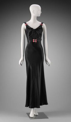 Dress Louiseboulanger, 1935 The Museum of Fine Arts, Boston