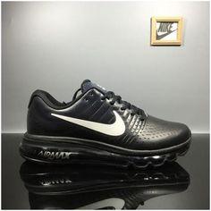 save off ac5eb 5da47 Nike Air Max+2017 Couple Basketball Shoes Black and silver0 Cheap Nike Air  Max,