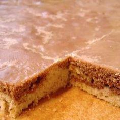 Baileys und Kuchen in einem - einfach himmlisch! Die Leckerei vom Blech ist auch ein super Partykuchen und man braucht gerade einmal 20 Min. Vorbereitungszeit.