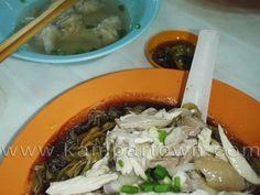 金宝云吞面 / Kampar Wan Tan Mee @ Kampar, Perak, Malaysia