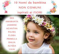 3e0e8581195e 10 nomi da bambina ispirati ai fiori e il loro significato