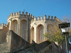 Santiponce, a las afueras de Sevilla, guarda uno de los grandes tesoros de esta ciudad: el Monasterio de San Isidoro del Campo