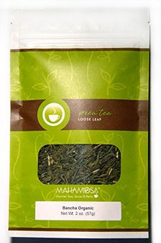 Mahamosa Bancha Organic 2 oz, Japan (Japanese) Loose Leaf Green Tea (Looseleaf) Mahamosa Gourmet Teas, Spices & Herbs http://www.amazon.com/dp/B00ABUSO70/ref=cm_sw_r_pi_dp_Px0vwb1DHDHA7