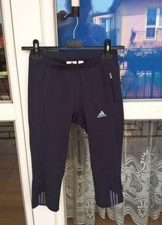 Kup mój przedmiot na #vintedpl http://www.vinted.pl/damska-odziez/odziez-sportowa/14020952-spodnie-adidas-szare-stan-idealny-z-kieszeniami