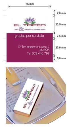 """Propuesta diseño cajas de cerillas modelo """"Hotel"""" para El Tapeo en Murcia. Murcia, Model, Match Boxes, Wine Goblets, Proposals"""