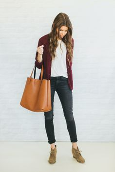 This cardigan was the very last purchase that eeked it's way into my fall capsule wardrobe. I had...