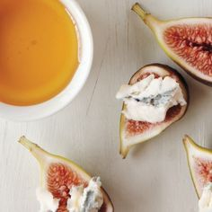 Fresh Figs, Gorgonzola Dolce & Honey