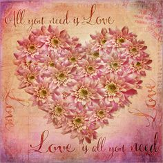 Andrea Haase - All you need is Love #valentine