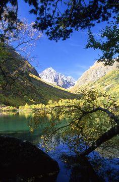 ✯ Caucasia Teberda - Russia