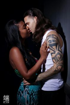 White Men Dating Black Women - Interracial Couple #Love #WMBW #BWWM
