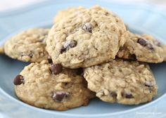 Chocolate chip banana cookies I Heart Nap Time | I Heart Nap Time - Easy recipes, DIY crafts, Homemaking