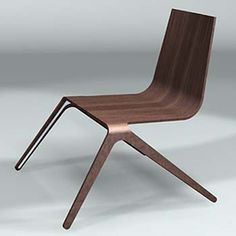 STRUCTURAL DESIGN WHY: This chair is very plain with little detail and decoration added to it. It is one only one color and has a basic structure. DEF: underscores the use of the object, rather than the aesthetic aspects