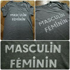 Masculin Feminin