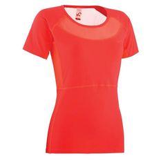 Kaia Tee shirt CORAL dames