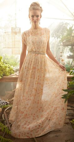 Sheer maxi #anthrofave by Anthropologie