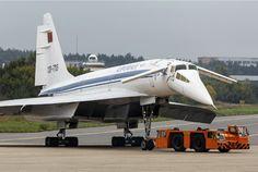 Aeroflot Tupolev Tu144