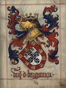Livro do Armeiro-Mor – Wikipédia, a enciclopédia livre Ex Libris, Family Shield, Family Crest, Medieval Art, Emblem, Illuminated Manuscript, Typography Logo, Caligraphy, Coat Of Arms