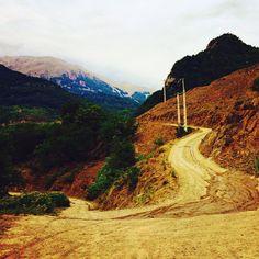 Road Guilan , Iran ,  ماسوله  Photography  #donya asghary