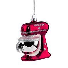 HANG ON karácsonyfa dísz, Kitchen Aid, konyhai robotgép