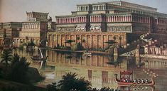 Neo-Babylonian Empire | Assyrian Imperial Palace at Nippur