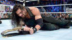 Roman Reigns vs. Dean Ambrose – Final del Torneo por el Campeonato Mundial de Peso Completo WWE: fotos | WWE.com