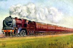 Postcards of the Past - Vintage Postcards of the LMS Railway