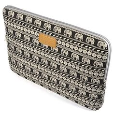 Case Star ® Bohemian Style Canvas Fabric 13-13.3 Inch Laptop Notebook Ultrabook Sleeve Bag Zipper Case for Apple Macbook Pro Retina Macbook Air 13 /13.3-Inch and Most Brands'13-Inch Laptop - HP Dell Toshiba ASUS Sony Lenovo Samsung (Elephant Home) Case Star http://www.amazon.com/dp/B00Q6BZSFY/ref=cm_sw_r_pi_dp_KpOVub0V23V3Z