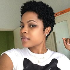 Finger Coils On 4C Hair | Found on livelaughlovelocs.tumblr.com