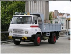 Commercial Vehicle, Dodge, Transportation, Monster Trucks, Diesel, Spain, Europe, Vintage, Rat Rod Trucks