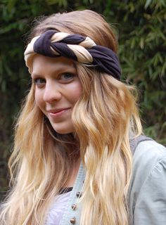 25 DIY scarves and hair wraps