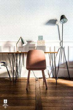 HOME TOUR   French interior filled with trendy decor ideas  [+ getting ready for Maison et Objet]