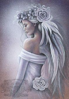 Art Print - Forgiveness by Jessica Galbreth