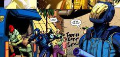 Zoidberg visits the DC Universe!
