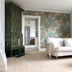 The Broke från William Morris. William Morris, Oversized Mirror, Furniture, Instagram, Home Decor, Decoration Home, Room Decor, Home Furnishings, Home Interior Design