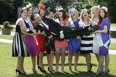 Daithi O'Se: Recession has impacted the Rose of Tralee The Rose Of Tralee, International Festival, The Real World, Ireland, Hotels, Board, Fashion, Moda, Fashion Styles